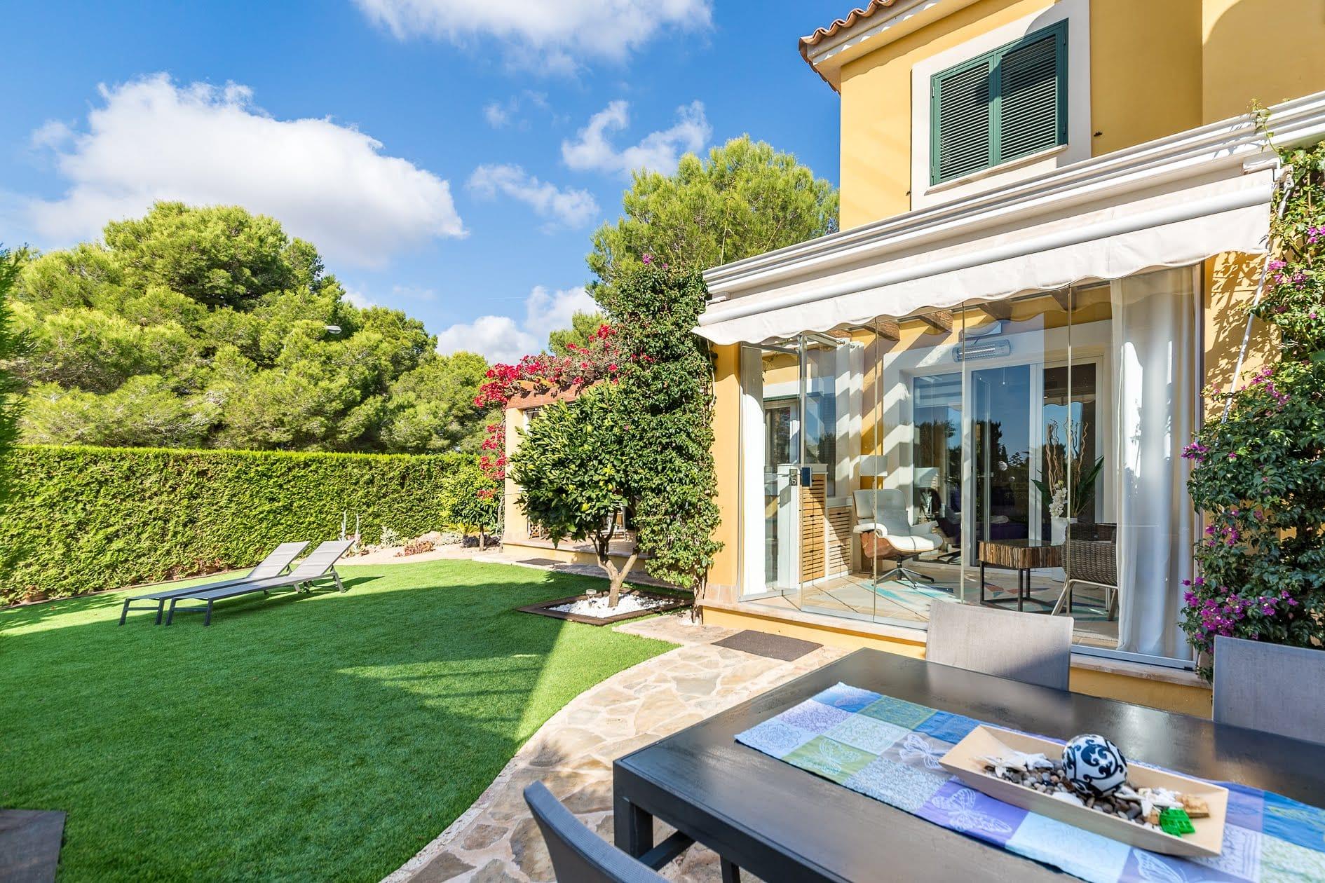 Immobilie mit Garten | Berger Gruppe
