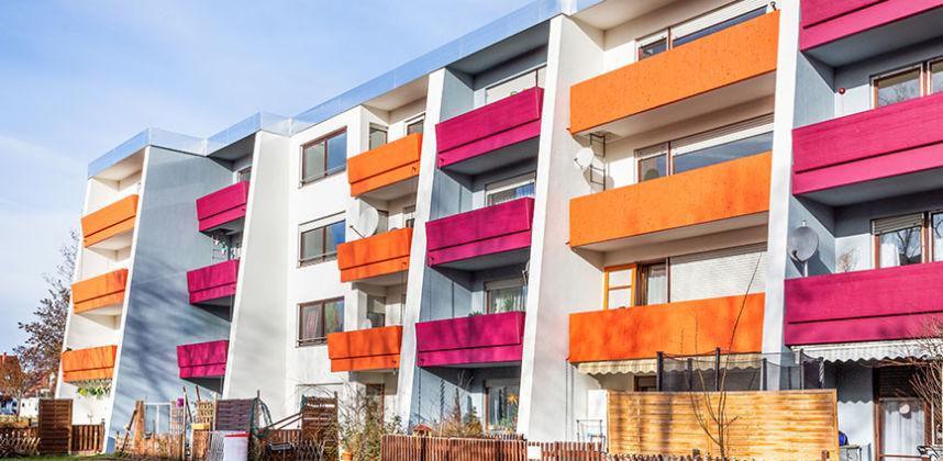 Geißäckerstrasse 21 – 27