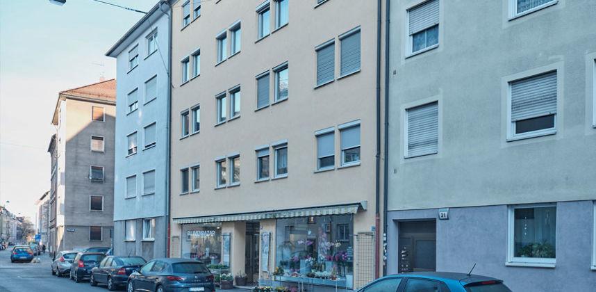 Nürnberg, Georg-Strobel-Strasse 29