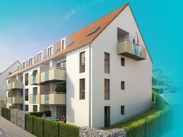 Neubauwohnungen in Röthenbach |BERGER GRUPPE