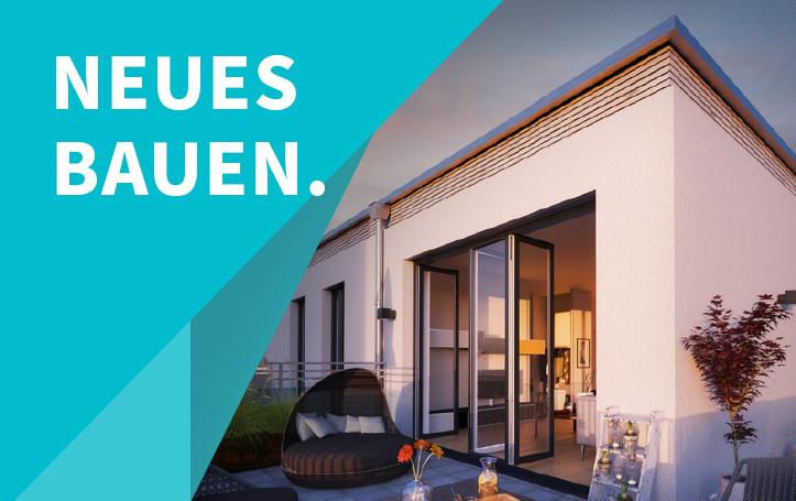 Neues Bauen. Neubauobjekte in Nürnberg |BERGER GRUPPE