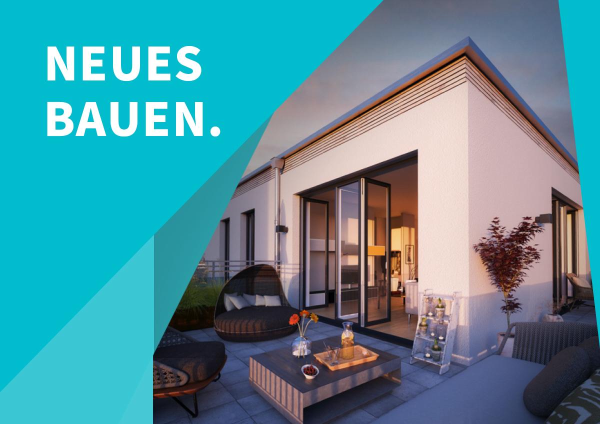 Neues Bauen. Neubauobjekte in Nürnberg mit der Berger Bauprojekte GmbH |BERGER GRUPPE