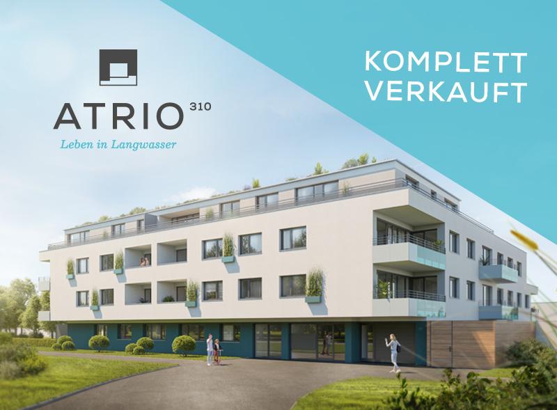 Atrio310 |Neubauprojekt Gleiwitzer Straße 310 in Nürnberg |Berger Gruppe