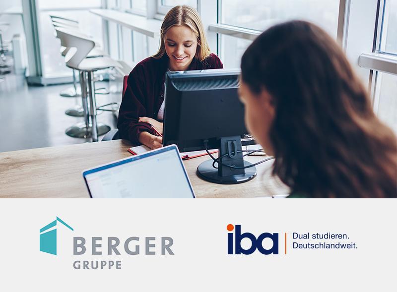 Duales Studium bei der BERGER GRUPPE Nürnberg als Partner der Internationalen Berufsakademie
