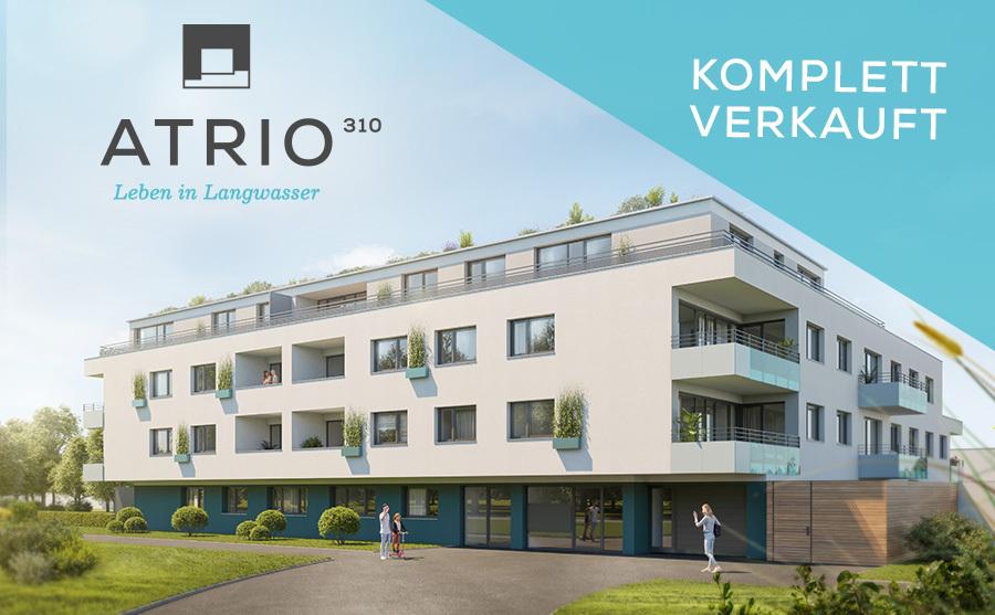 Atrio 310  Neubauprojekt Gleiwitzer Straße 310 in Nürnberg  Berger Gruppe
