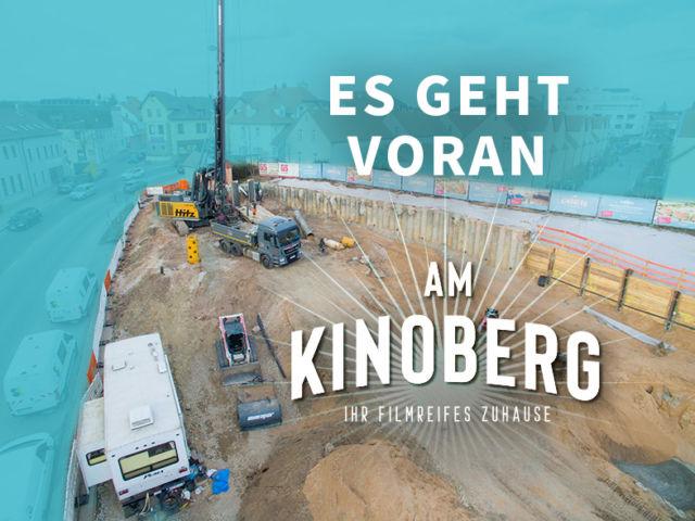 Baufortschritt »Am Kinoberg« | BERGER Gruppe